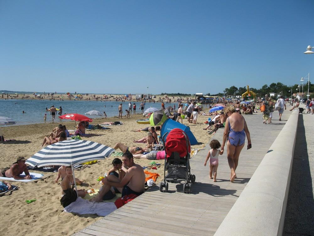 Beach of Marennes